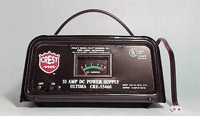 Crest Ultima Power Pack -- 10 AMP