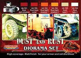 Creations Dust/Rust Diorama Set