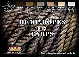 Creations Hemp Ropes & Tarps Paint