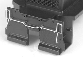 Cal-Scale Coupler Lift Bars 2/ HO-Scale (2)