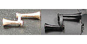 Cal-Scale Air Horn Leslie 2-Chime - HO-Scale