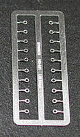 Cal-Scale F-Unit Lift Rings 20/ - HO-Scale (20)