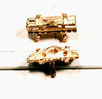 Cal-Scale Rerail Frog Side Mount - HO-Scale