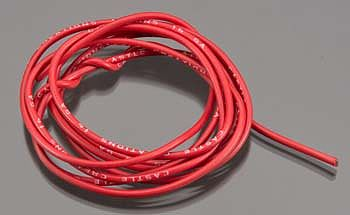 CASTLE CREATIONS Wire 60 16 AWG Red