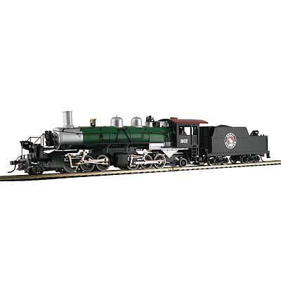 Mantua by Model Power 2-6-6-2 Articulated w/Tender Great Northern -- HO Scale Model Train Steam Locomotive -- #345001