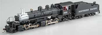 Mantua by Model Power 2-6-6-2 Articulated w/Tender Southern Pacific -- HO Scale Model Train Steam Locomotive -- #345005