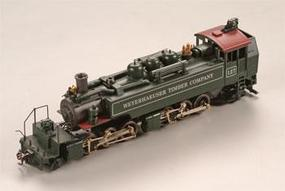 Mantua 2-6-6-2 T Articulated Logger WTCX Green HO Scale Model Train Steam Locomotive #351600