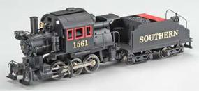 Mantua 0-6-0 Goat Switcher w/Tender Southern HO