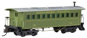 Mantua 1860s-Era Wooden Coach Northern Pacific HO Scale Model Train #718004
