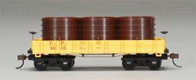 Mantua 1860 Water Car Wooden Vintage Freight Car UP HO