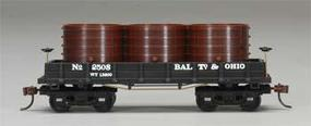 Mantua 1860 Water Car Wooden Vintage Freight Car B&O HO