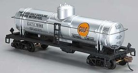 Mantua HO 40 1-Dome Tank, Gulf Oil