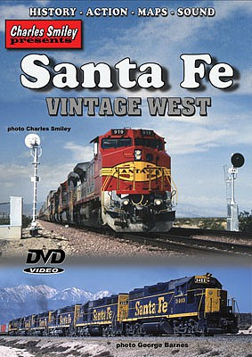 CSmiley Santa Fe Vintage West