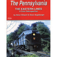 CTC Pennsylvania Lines East Model Railroading Historical Book #11