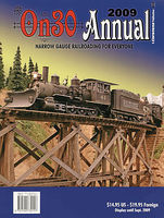 CTC 2009 On30 Annual Model Railroading Historical Book #12