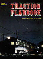 CTC Traction Planbook f/MRRs Model Railroading Book #16