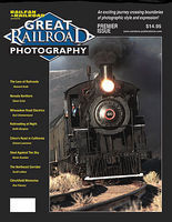 CTC Great RR Photography Annl Model Railroading Book #171