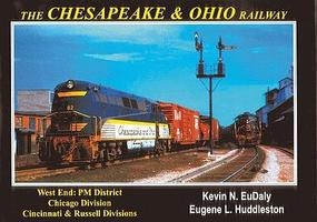 CTC The Chesapeake & Ohio Railway West End Model Railroading Historical Book #20