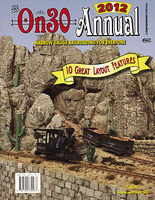 CTC 2012 On30 Annual Model Railroading Historical Book #287