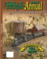 CTC HOn3 Annual 2012 Model Railroading Book #331
