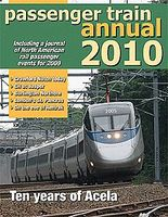 CTC Passenger Train Annual 2010 Model Railroading Book #34