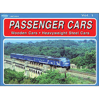 CTC Passenger Cars Model Railroading Book #3