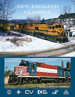 CTC New England Classics V1 Model Railroading Book #63