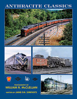 CTC Anthracite Classics Model Railroading Book #64