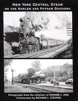 CTC NYC Steam/Harlem-Putnam Model Railroading Book #77