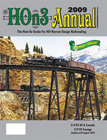 CTC HOn3 Annual 2009 Model Railroading Book #8