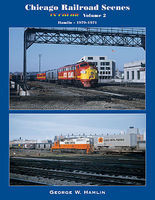 CTC Chicago Railroad Scenes Vol 2 Model Railroading Book #94