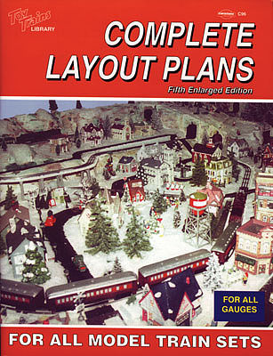 CTC Complete Layout Plans Model Railroading Book #96