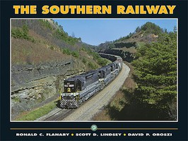 CTC The Southern Railway Hardcover, 256 Pages
