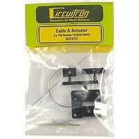 Circuitron EXTRA CABLE & ACTUATOR for RC