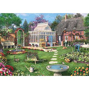Creative The Conservatory 1500pcs