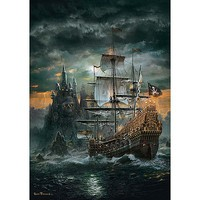 Creative The Pirate Ship 1500pcs