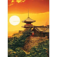 Creative Kyoto, Japan 1000pcs Puzzle 600-1000 Piece #39293