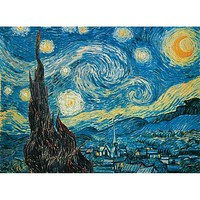 Creative Van Gogh Starry Night 500pcs Puzzle 0-500 Piece #94932