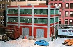 City-Classics Smallman Street Warehouse Kit HO Scale Model Railroad Building #103