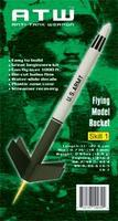 Anti-Tank Weapon Model Rocket Kit (Skill Level 1)