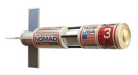 Custom Nomad Model Rocket Kit (Skill Level 3)