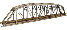 Central-Valley HO 200 Parker Through Truss Single Track Bridge Kit