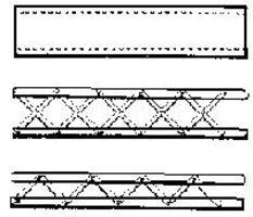 Central-Valley Bridge girders section 5/ - HO-Scale (5)