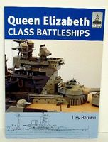 Classic-Warships Shipcraft- Queen Elizabeth Class Battleships Military History Book #sc15