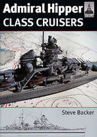 Classic-Warships Shipcraft- Admiral Hipper Class Cruisers
