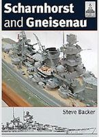 Classic-Warships Shipcraft- Scharnhorst & Gneisenau (Re-Issue) Military History Book #sc20