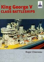 Classic-Warships Shipcraft- King George V Class Battleships Military History Book #sc2