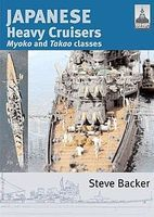 Classic-Warships Shipcraft- Japanese Heavy Cruisers Myoko & Takao Classes Military History Book #sc5