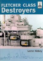Classic-Warships Shipcraft- Fletcher Class Destroyers Military History Book #sc8