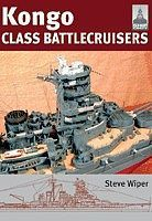 Classic-Warships Shipcraft- Kongo Class Battle Cruisers Military History Book #sc9